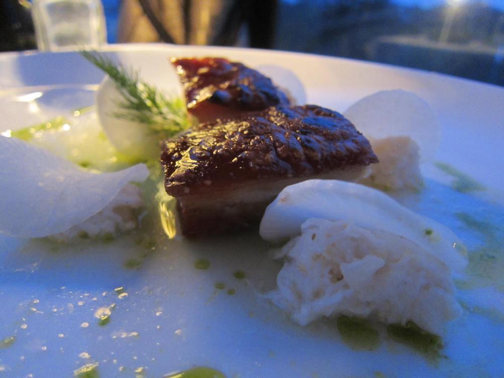 Whale Restaurant, Narooma (4/5)